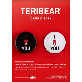 Teribear, sada odznakov