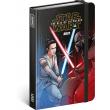 Týždenný diár Star Wars – Battle 2021, 11 × 16 cm