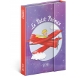 Týždenný magnetický diár Malý princ – Lietadlo 2021, 11 × 16 cm