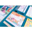 Týždenný rodinný plánovací kalendár s háčikom CZ/SK 2022, 30 × 21 cm