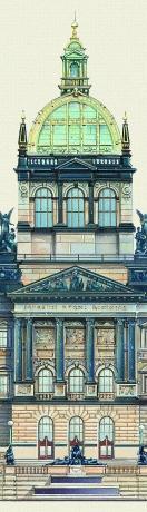 Záložka Libero Patrignani – Národné múzeum