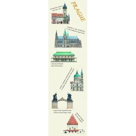 Záložka Libero Patrignani – Prague súbor