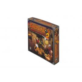 Zapadákov - Bandit Paradise, spoločenská hra 280 x 280 x 60 mm