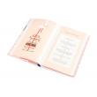 Zápisník milovníčky kníh CZ, 13 × 21 cm